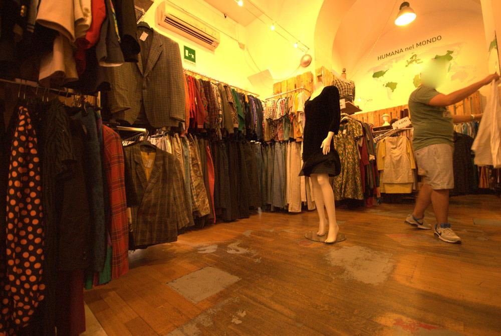 negozio humana 2
