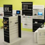 Arredamento per negozi con Pannello Dogato