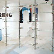 """Arredamento per negozi linea """"Ring"""""""